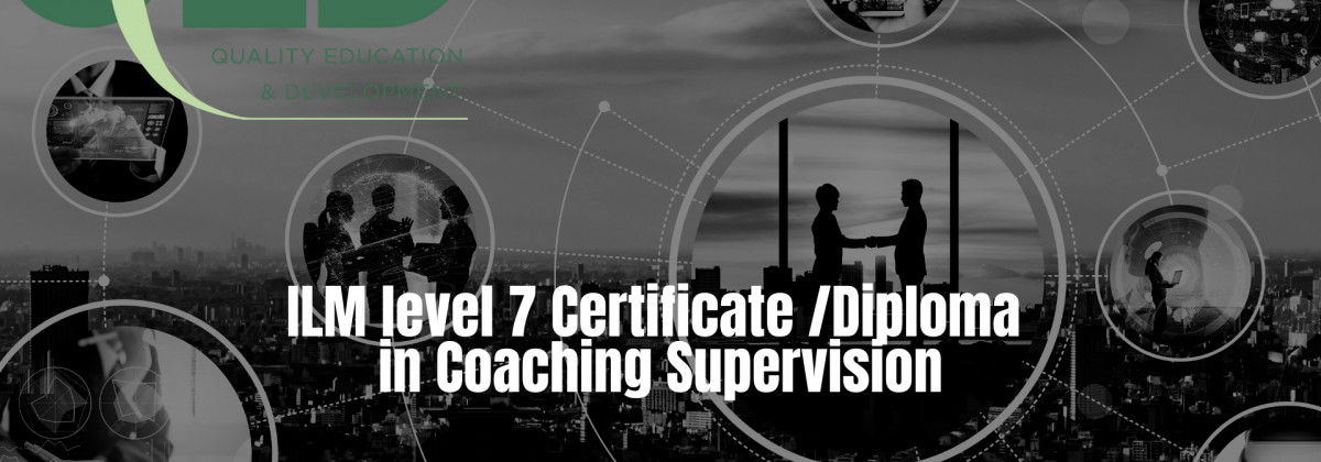 Are you an experienced coach looking for the next step? Is it in your plans to become a Coach Supervisor?
